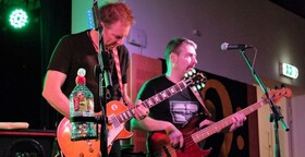 Bild: Ben Granfelt Band - bluesiger melodic Rock aus Finnland