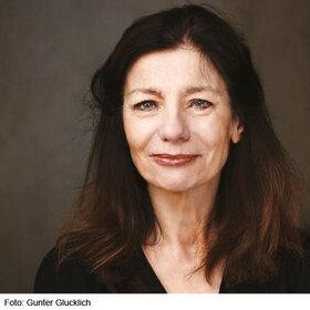 Bild: Ursula Krechel - Eröffnung des Literaturherbstes 2019