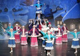 IVUSHKA. - Die Russische Weihnachtsrevue!