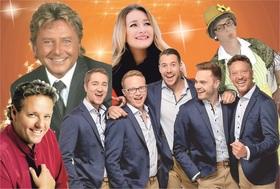 Bild: Schlagergefühle on Tour - Natalie Lament, Hans-Jürgen Beyer, Stimmen der Berge, Frank Galan, De Martha