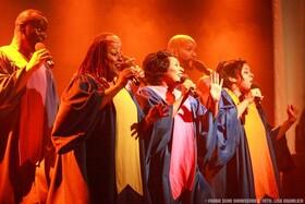 Bild: The Original USA Gospel Singers & Band - Einer der besten Gospel-Chöre der Welt