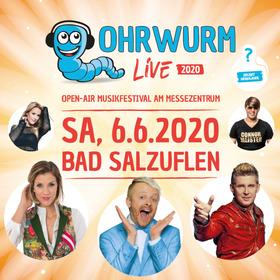 Bild: Ohrwurm Live 2020 - Das Open-Air Musikfestival