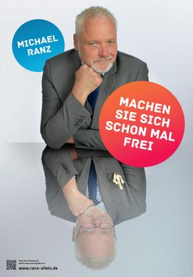 Bild: Kabarett mit Michael Ranz - Machen Sie sich schon mal frei