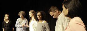 Bild: Theater: Die Asyl- Dialoge - Die Bühne für Menschenrechte