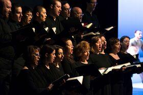 Bild: Grundton D-Konzert - Benefizkonzert