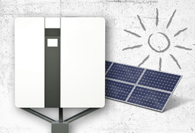 Bild: Solarenergie rund um die Uhr