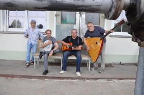 Bild: Golden Deutsch Trio: Rakete Rinnzekete... irgendwas mit DADA