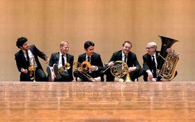 Bild: Canadian Brass - Best of 50 Jahre Canadian Brass