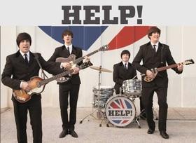 Bild: Help - Eine der besten Tribute Beatles Band
