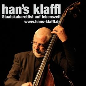 Bild: Hans Klaffl Staatskabarettist auf Lebenszeit - Restlaufzeit: Unterrichten bis der Denkmalschutz kommt.