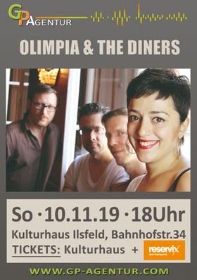 Bild: Konzert - Olimpia & The Diners