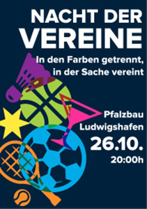 Nacht der Vereine in Ludwigshafen