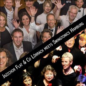Bild: Jazzchor Flat & Co meets Swingtonics Hamburg - Programm aus Jazz-, Pop- und Swing-Arrangements
