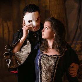 Bild: Das Phantom der Oper - N.C. Weber