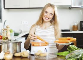 Bild: Machen Sie Ihrem Essen Dampf