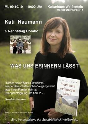Bild: Kati Naumann liest: