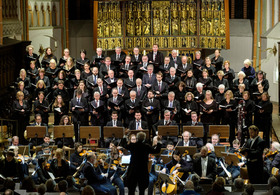 Bild: J. S. Bach: Weihnachtsoratorium - Kantaten I-III