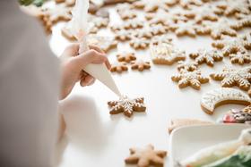 Bild: Adventsbäckerei für Erwachsene