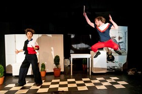 Bild: Struwwelpeter - Schauspiel für alle ab 7 Jahren