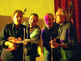 Bild: Blue Side of Town - Bluegrass Band