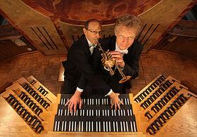 Bild: Festliches Neujahrskonzert 2020 - Im Glanz von Trompete und Orgel