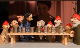 Bild: Einmal Schneewittchen, bitte - Theater Anna Rampe - Für alle ab 4 Jahren
