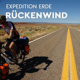 EXPEDITION ERDE: Rückenwind - Mit dem Rad um die Welt