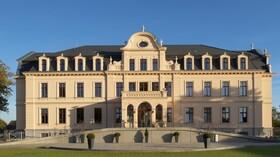 Bild: Festliches Abschlusskonzert auf Schloss Ribbeck
