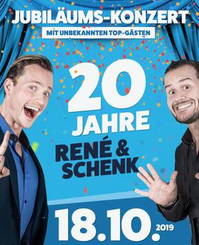 Bild: 20 Jahre Rene und Schenk - Eine unbequeme Zeit