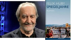 Bild: Lesung mit Felix Huby - Kooperation mit schwäbische mund.art e. V. im Rahmen Literaturtage Böblingen/Sindelfingen 2019