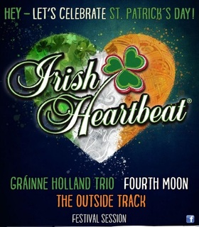 Bild: The Irish Heartbeat Festival 2020 - Hey - Let´s celebrate St. Patrick´s Day