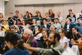 Bild: Chor-Orchester-Akademie 2019: Abschlusskonzert - J.S. Bach - h-Moll-Messe