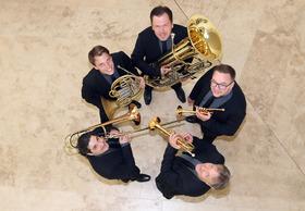 Bild: Classic Brass - eines der besten Blechbläserensembles Europas – gastiert mit »A World of Music«