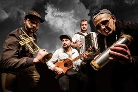 Bild: Sidi Wacho - Balkan-Cumbia-Hip Hop aus Paris