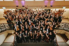 Bild: Konzert des Landesjugendorchesters - mit Werken von Bizet, Waelput und Elgar