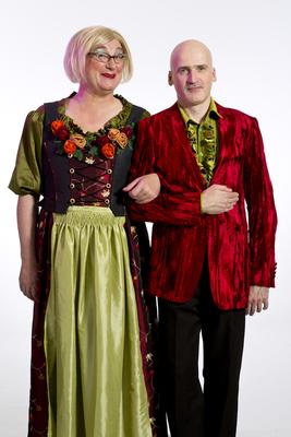Bild: Emmi & Willnowsky - Silberne Hochzeit - Das Jubliläumsprogramm für 25 Jahre Emmi & Willnowsky