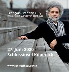 Cöpenick Classics präsentiert Francois-Frédéric Guy