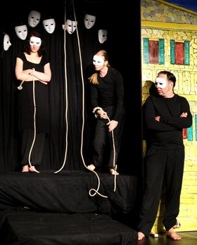 Bild: EIN SKLAVENBALL von Ödön von Horvàth - Döringsche Theaterwerkstatt präsentiert