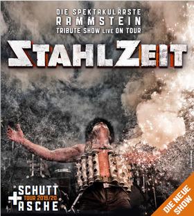 Bild: Stahlzeit - Schutt und Asche Tour