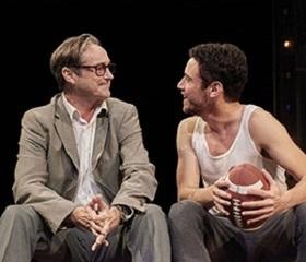 Bild: Tod eines Handlungsreisenden - Drama von Arthur Miller mit Helmut Zierl in der Hauptrolle