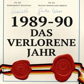 Bild: 1989-90: Das verlorene Jahr - zum 30. Jahrestag des Mauerfalls