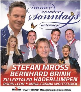 Bild: Stefan Mross - Immer wieder sonntags.. unterwegs 2020