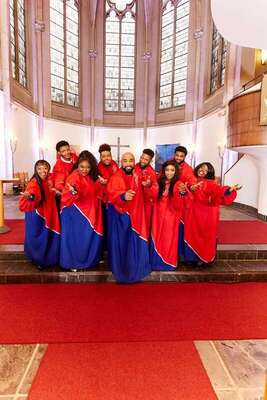 Bild: New York Gospel Stars - Tournee 2019/2020