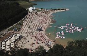 Bild: Die Badesaison beginnt am 15. Mai 2020 - Eintritt und Parken
