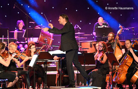 Bild: Konzert mit der Neuen Philharmonie Frankfurt 2020