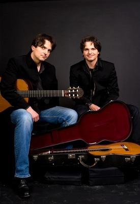 Bild: Katona Twins - Gitarrenduo - Grünstadter Sternstunden
