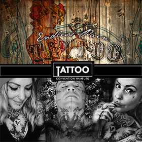 1. BalticBay Tattoo Convention Hamburg