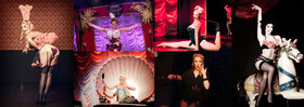 Bild: The Petits Fours Burlesque Revue 2020