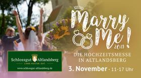 Bild: Marry Me! - Die Hochzeitsmesse in Altlandsberg