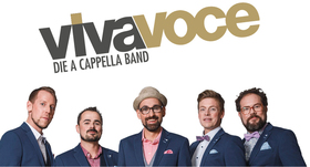 Bild: Viva Voce - die A-cappella-Band - 20 Jahre - Es lebe die Stimme!
